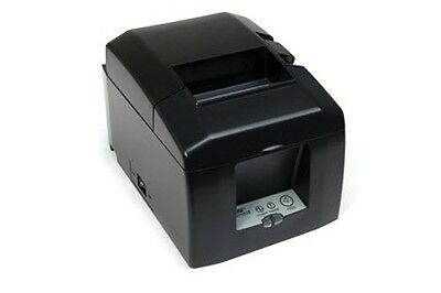 TSP654IID-24 GRY US  STAR  Thermal, Auto Cutter, Serial POS Printer  39449590