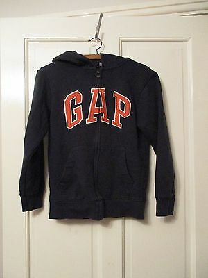 Gap kids M 8-9 years zip hoodie