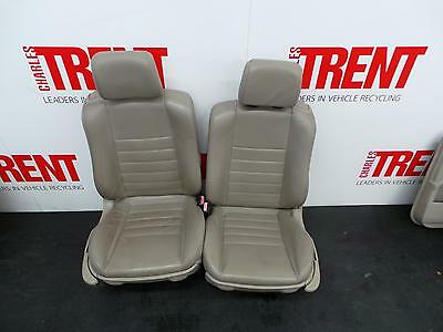 2006 RENAULT MEGANE Front & Rear Seats Leather Interior + Door Cards