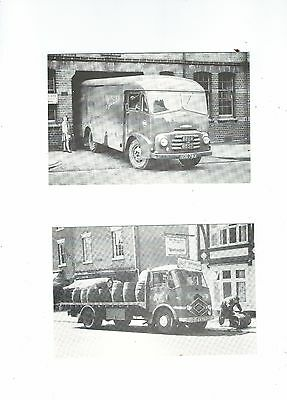 Commercial Vehicles   Brewery Vehicles 5 Postcards