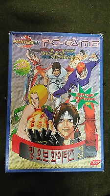 RARE Vintage The King of Fighters Korea Board Game Toy Japan Anime TABLE GAME