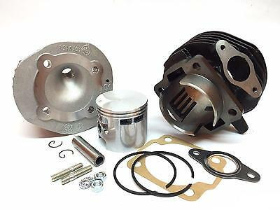 Kt00014 Gruppo Termico Kit Cilindro Dr D.55 102Cc Vespa 50 Special Pk Xl S Hp Fl