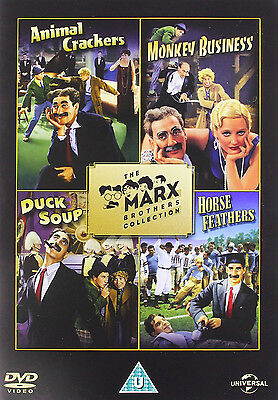 The Marx Brothers Collection (Box Set) [DVD]