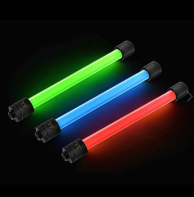 Thermaltake Pacific RGB LED G1/4 PETG 6 Pack Fittings, CL-W133-CU00BL-A
