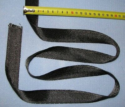 5m lot- Carbon fiber tape DIY therm resistance heating clothing insoles gloves