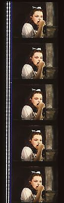 1939 The Wizard of Oz 35mm Film Cell strip very Rare zd71