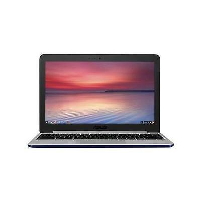 "ASUS Premium Education Chromebook C201PA 11.6"" Rockchip Quad-Core 4GB RAM 16GB E"