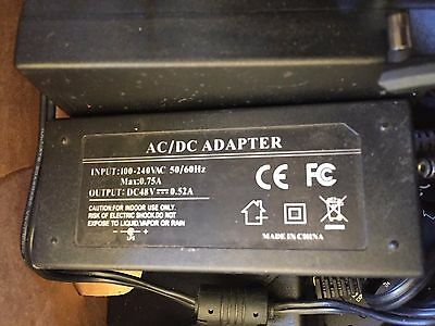 23x Replacement for Avaya PSC18U-480 NTYS17DAE6 48v 0.38A AC Power Supply