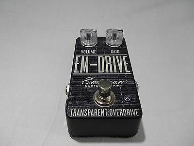 Emerson Custom Paramount Overdrive Effects Guitar Pedal