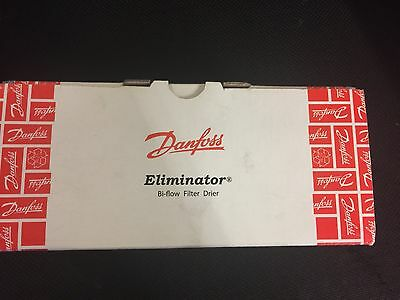 Danfoss Eliminator  023Z1437 HVAC Liquid Line Filter Drier Bi-DIRECTIONAL