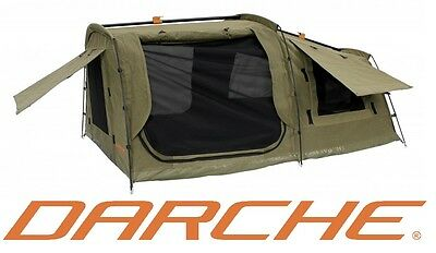 Darche Dirty Dee 1100 Camping swag New Design Brand New KING SINGLE SWAG