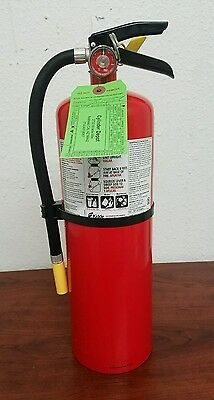10lb Fire Extinguisher - ABC Dry Chemical - Rechargeable - Kidde - New Tag