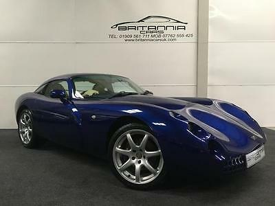 2001 (Y) TVR TUSCAN 4.0 4.3 TVR POWER UPGRADE 2DR Manual