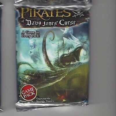 Pirates of Davy Jones Curse (blue)Game Pack by Chessex