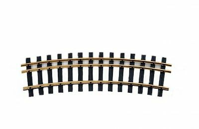 Zenner Kit 1 Bent Three-Rail Track, Gauge 2 + G, 22,5°, R=90cm + schraubverb