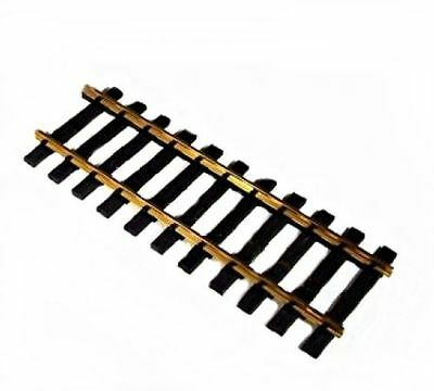 Zenner Kit 4 Straight Tracks, Gauge 2(64mm), L=30cm Track screws