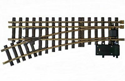 Three Tracked Re-Routing Switch left R=1200 mm,Gauge II+G,Dispatch G Scale+Sc