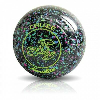 New Henselite Black Speckled Cruze Lawn Bowls Size 00-4 - Only $549!!!!!!!!!!!!!