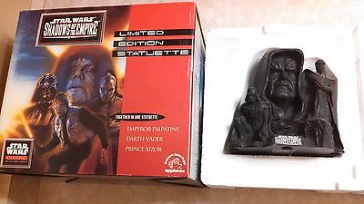 1996 Applause Star Wars Shadows Of The Empire Limited Edition Statue 3200/5000