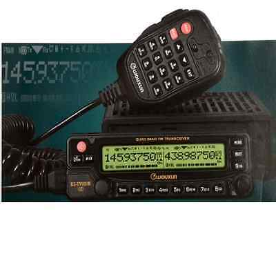 WOUXUN  KG-UV920R(Ⅲ) Relay Station Mobile Transceiver Car Base Radio 50W UHF/VHF
