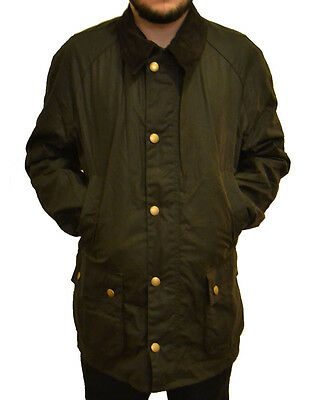 Men's Barbour, Ashby Waxed Jacket , Various Sizes Available (BBJK007)