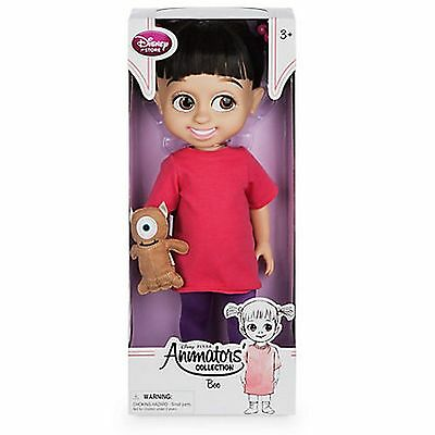 "Disney Animators Collection Boo Doll Pixar Monsters Inc 16"" height , New"