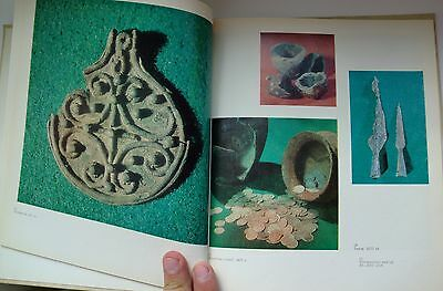 Book viking collection Archaeological Museum of Zaslavl