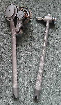 Bell and Howell Parts for 16mm 621/631 Front and Rear Arms