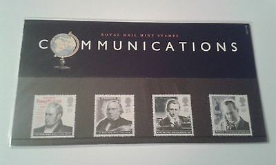 Great Britain 1995 Communications Presentation Pack
