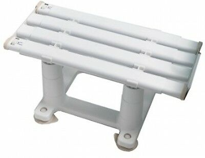Width Adjustable Medeci Bath Shower Seat 30 Cm(12 Inches) Height Good Stability