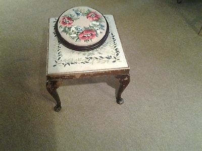 Tapestry Stools