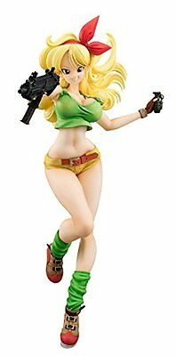 Dragon Ball Gals lunch blonde Ver. About 190mm PVC & ABS-painted PVC Figure