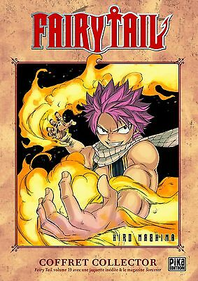 Fairy Tail tome 19 Collector