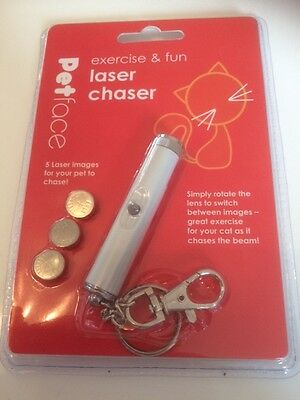 Cat Laser Chaser Toy - with 5 images!