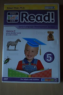 Your Baby Can Read Early Learning Language DVD