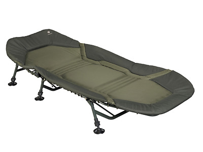 JRC Stealth Excel Bedchair For Carp Fishing