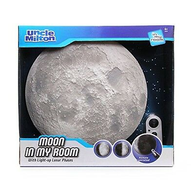 Uncle Milton - Moon In My Room