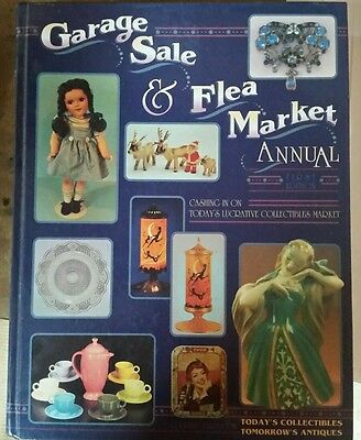 Garage Sale & Flea Market Annual First Edition (Hardcover, 1993)