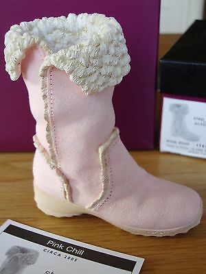Just The Right Shoe - Pink Chill, #25563