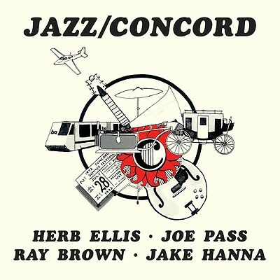 Ray Brown - Jazz/Concord