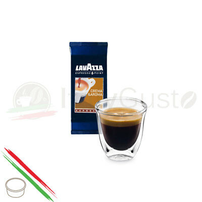 1000 Cialde Capsule Lavazza Espresso Point Crema E Aroma Lavazza Point Originali