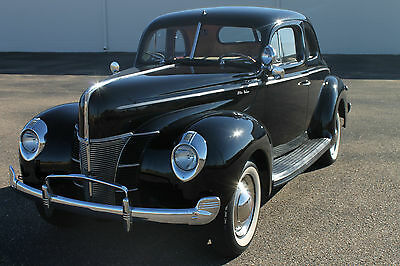 1940 Ford Other Deluxe 1940 Ford Deluxe Buisness Coupe