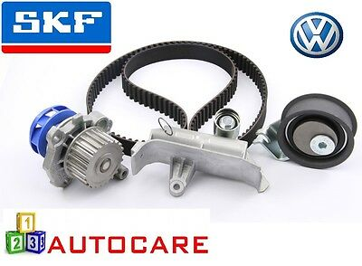 SKF Timing Belt Kit Water Pump for VW 1.8 Engines Cambelt Chain
