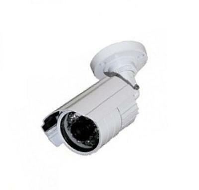 Ccd Video Camera Cctv Infrarossi Videosorveglianza 3,6Mm 24 Led Infrarossi
