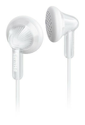 (Run) She3010Wt/00 Philips Cuffie Outdoor Earbud Bianco