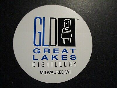 GREAT DIVIDE BREWING Espresso Oak Aged Yeti STICKER decal craft beer brewery
