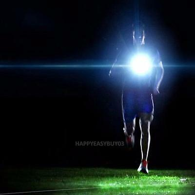 Outdoor LED Chest Light Night Running Warning Lights With Removable Fixing USB