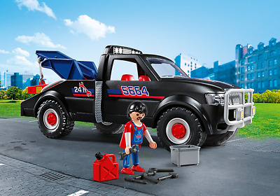 Playmobil #5664 Tow Truck - New Factory Sealed