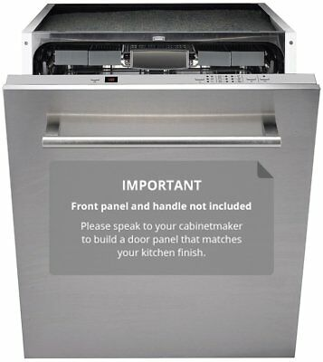 NEW Esatto DWI6CS Fully Integrated Dishwasher