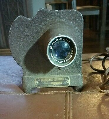 View-master Projector Vintage Works Antique Metal